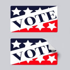 Custom republican stickers, Political Stickers, High-Quality Political Stickers