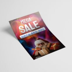 Personalized Flyers, UV coating Flyers online