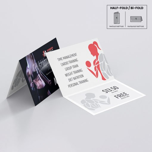 Raised Foil Greeting Cards Folded printing, Print Professional Greeting Cards