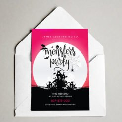 Buy Invitation Cards, Premium Gloss Invitatiion Cards