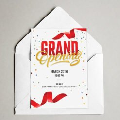 Custom Invitation Cards printing