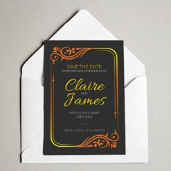 Print Invitation Cards, High-Quality Invitation Cards
