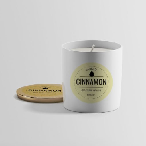 custom candle labels, Candle Labels Printing