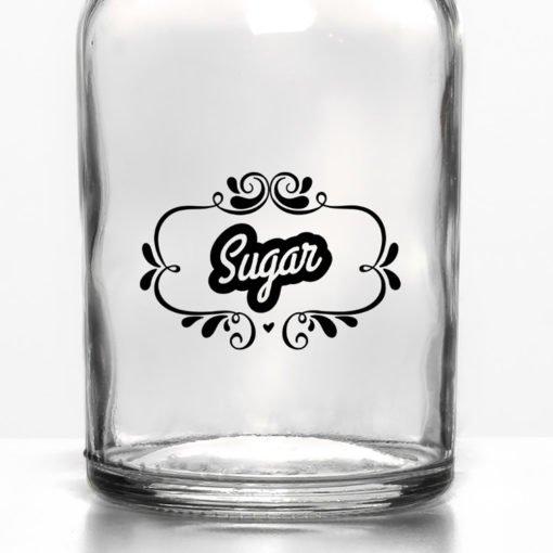labels for jars | Jar Labels Printing | Premium Jar Labels With Clear BOPP Paper And Silk Lamination | Print Magic