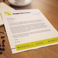 Online Letterhead printing