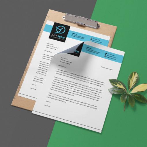 Custom Letterhead printing