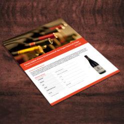 Custom Silk Sales Sheet
