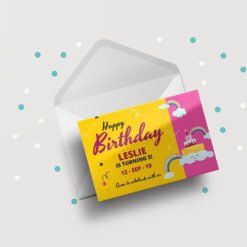 Silk Greeting Cards Flat printing | High-quality Greeting Cards With Premium gloss Paper | Silk lamination | PrintMagic