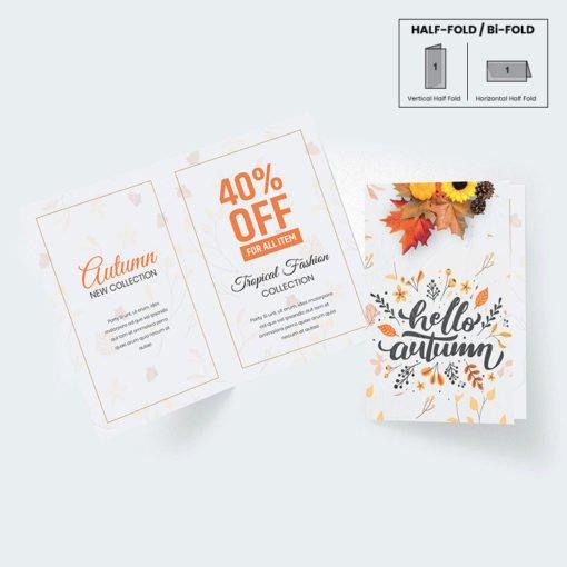 Bulk Standard Greeting Cards Folded