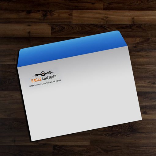 6″ x 9″ Envelopes | 6x9 Envelope Open on 9 Side Front & Back Flap Perfect for business contracts, applications, certificates | Print Magic
