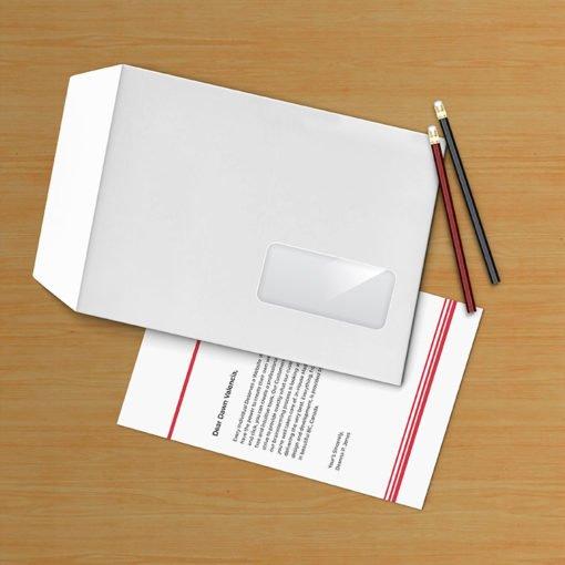 Print 9x12 Envelope Blank