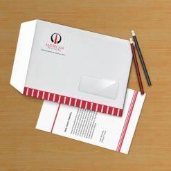 Pritable 9x12 Envelope