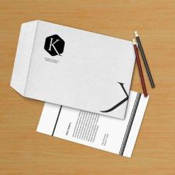 Custom 9x12 Envelope