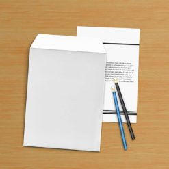 Printable A2 Envelope Blank