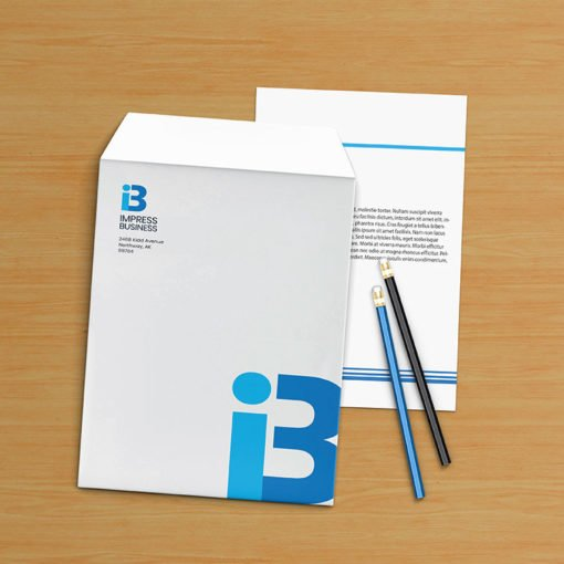 Pritable A2 Envelope Printing