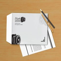 A6 Envelope Printing, Photography Envelope