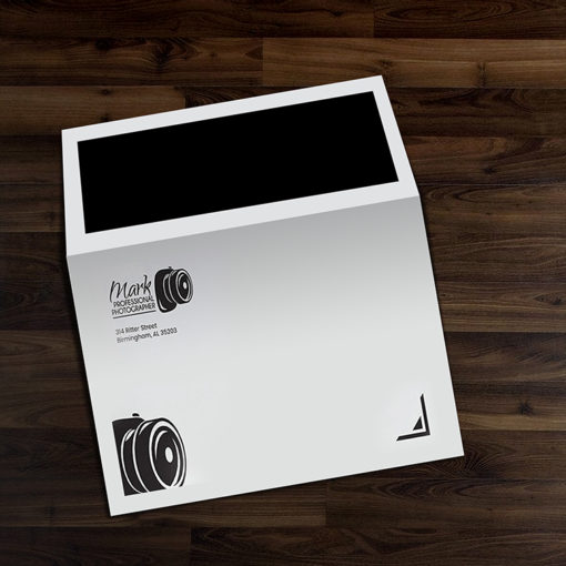 A6 Envelopes ( 6.5″ x 4.75″ ) | A6 Envelope Printing Front Only Flap with White Premium Opaque-70lb (Opaque Uncoated Text-70lb) paper stock | PrintMagic