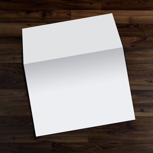 A7 Blank Envelopes | A7 Blank Envelopes printing with White Premium Opaque-70lb (Opaque Uncoated Text-70lb) | PrintMagic