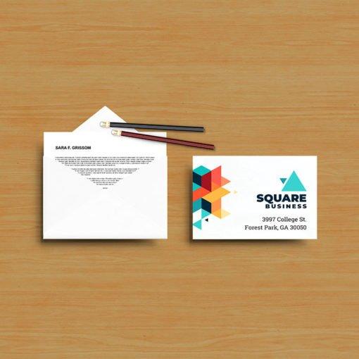 Print A9 Envelopes
