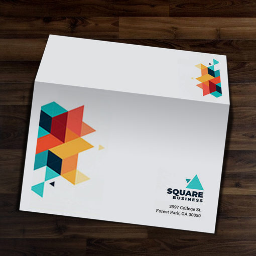 A9 Envelopes ( 8.75″ x 5.75″ ) | A9 Envelope Printing Front Only Flap with White Premium Opaque-70lb (Opaque Uncoated Text-70lb) paper stock | PrintMagic