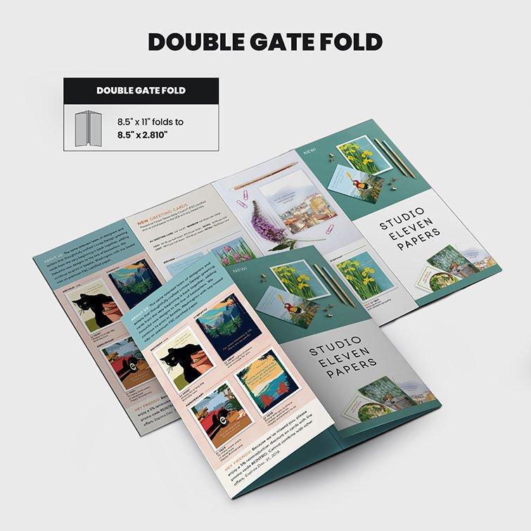 Best One Page Brochure Single