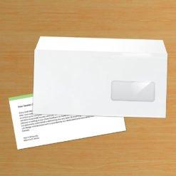 No 9 Envelope Blank