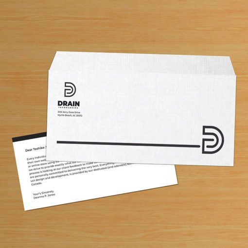 No 9 Envelope Printing, Corporate Business Envelope