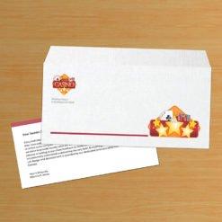 Print No 9 Envelope online