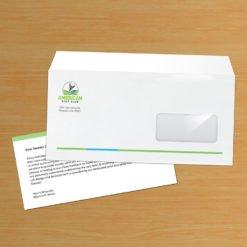 Print No 9 Envelope