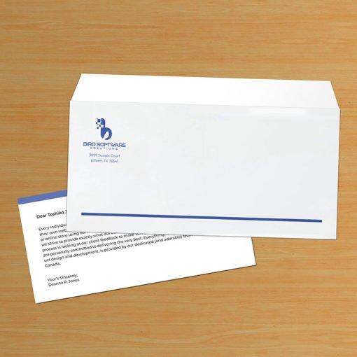 No 9 Envelope Printing