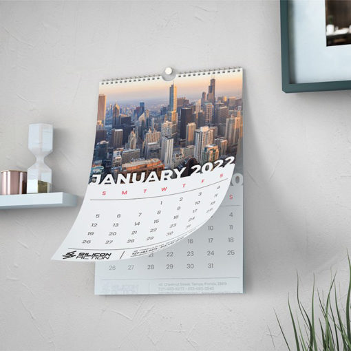 Wall Calendar 2022 For Branding and Promotion   PrintMagic