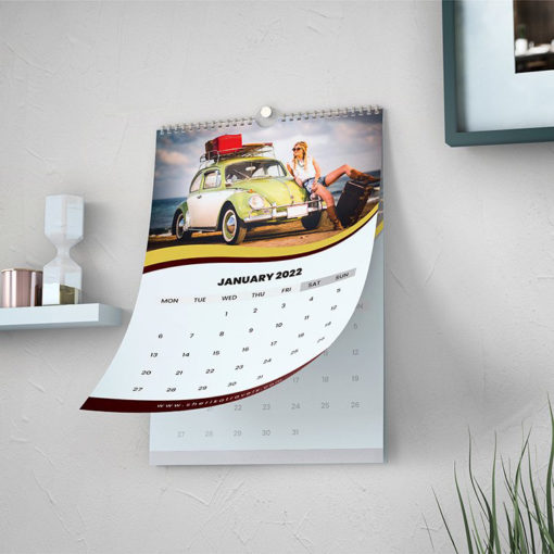 Wall Calendar Printing for Corporate and Promotion   PrintMagic