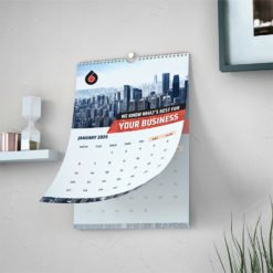 Wall Calendars Printing | Premium Wall Calendars With Aqueous Coating And Standard Gloss Text-100lb | PrintMagic