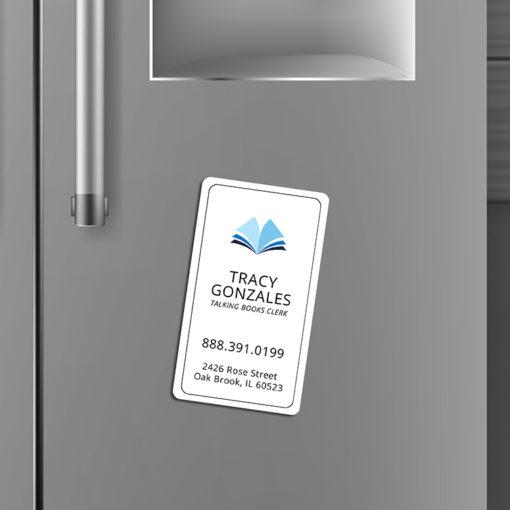 fridge magnet printing, printing fridge magnets, custom magnets wholesale, Business Card Magnets