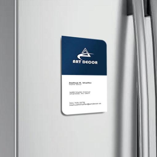 customizable refrigerator magnets, business magnets for refrigerator, customized refrigerator magnets, Business Card Magnets