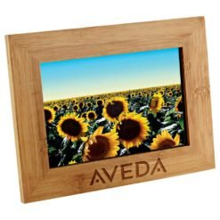 Print Bamboo Photo Frame 1