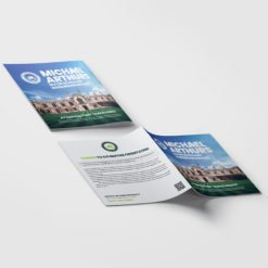 Bulk Booklets | Training and Education Horizontal Perfect Binding Booklets with Standard Gloss Paper Stock and UV Both Sides Coating | Print Magic