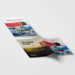 Custom Booklets | Travel and Leisure Horizontal Saddle-Stitched Binding Booklets with Standard Gloss Paper Stock and Aqueous Coating | Print Magic