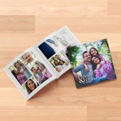 Photo Booklets | Perfect Photo with Saddle-Stitched Binding Booklets with Standard Gloss and Aqueous Coating | Print Magic