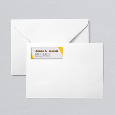 Reach Customers Safely - Return Address Labels for Covid-19