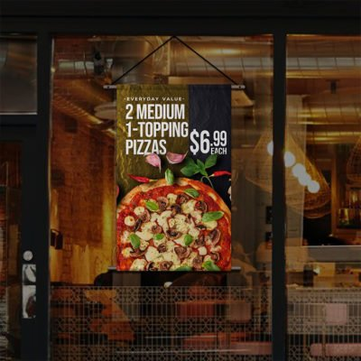 Fabric Banners | Fabric Banners for Restaurant| Print Magic