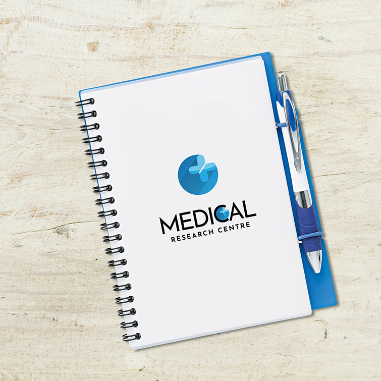 Work from home kits for your staff - Notepads for Covid-19
