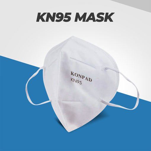 KN95 Masks for complete protection | COVID-19 Protection Safety Konpad-KN95 | Well and Safety | PrintMagic