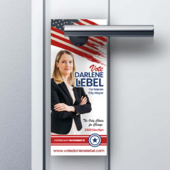 Election Printing For Every Campaign - Political Door Hangers