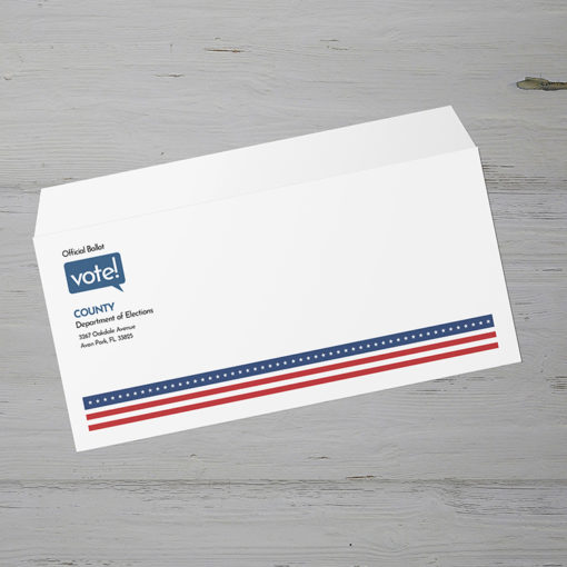 Election Printing For Every Campaign - Envelopes