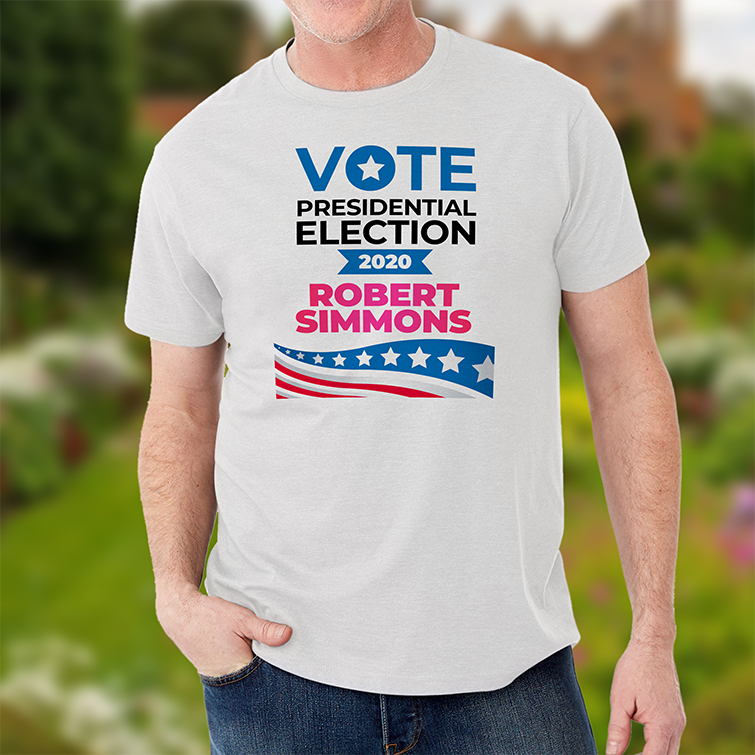 Election Printing For Every Campaign - Political T-shirt