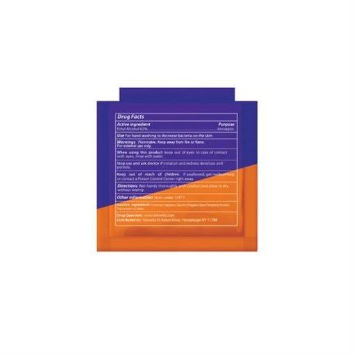 Customized 1/4 oz Hand Sanitizer Gel 1   Print Magic