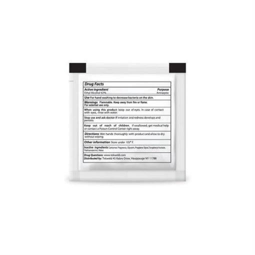 Customized 1/4 oz Hand Sanitizer Gel 5   Print Magic