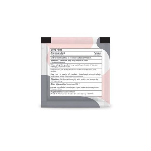 Customized 1/4 oz Hand Sanitizer Gel 7   Print Magic
