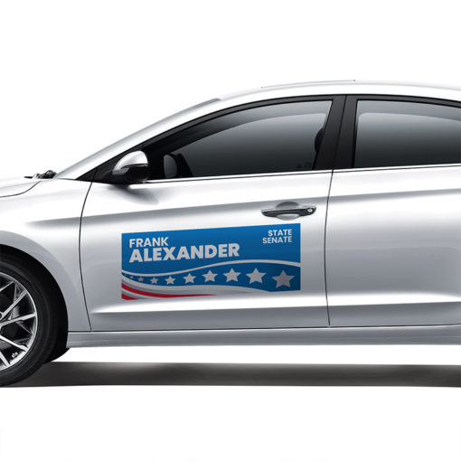 Election Printing For Every Campaign - Car Magnet Election 2020